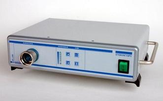 Fuentes de luz de LED para fibroscopios