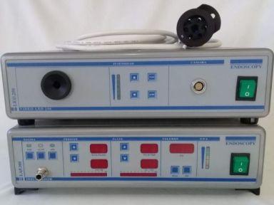Torre de laparoscopia